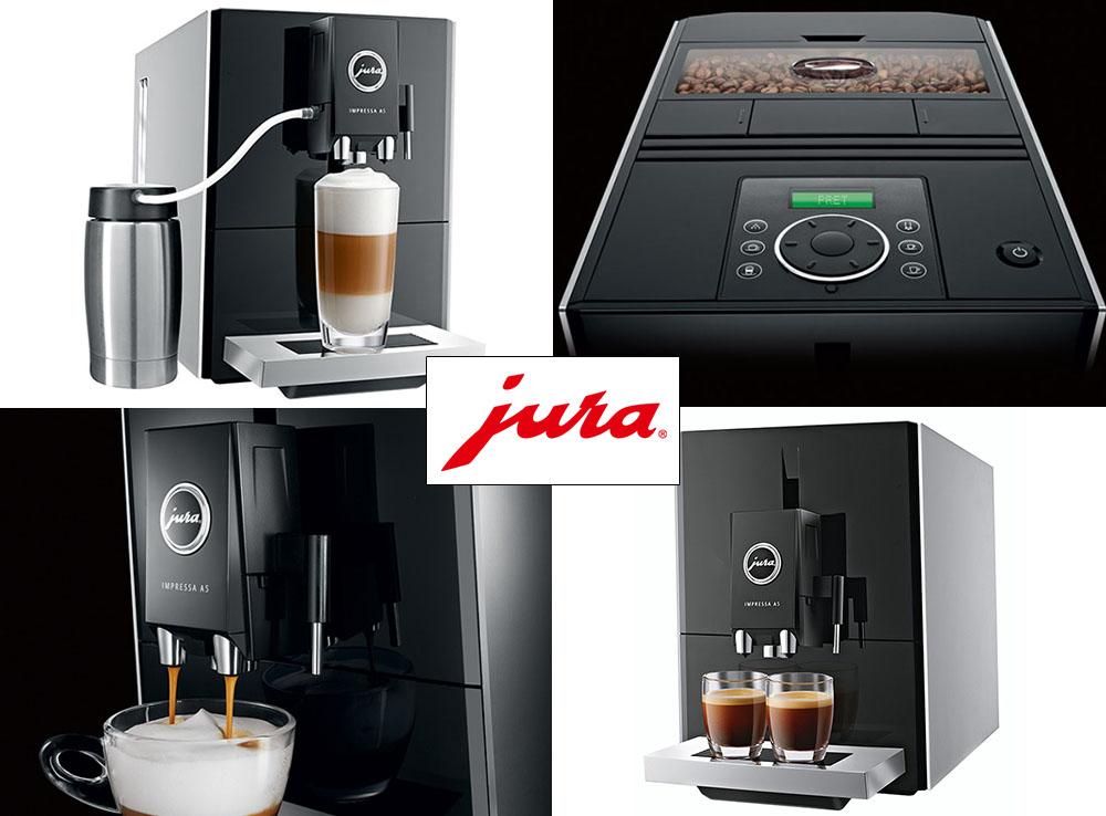 Ekspres do kawy JURA Impressa A5 One Touch