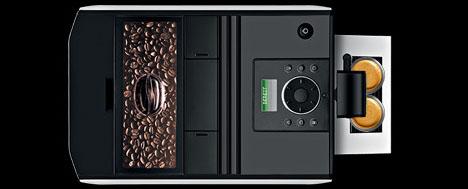 Prosta i intuicyjna obsługa ekspresu - JURA Impressa A5 One Touch