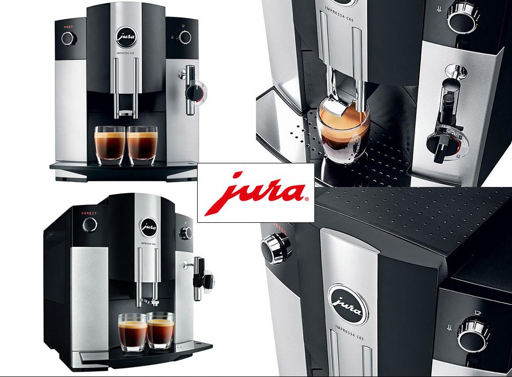Ekspres JURA Impressa C65