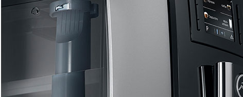 nowoczesna technologia ekspresu Jura E6