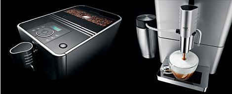 Jura ENA 9 micro - najmniejszy automatyczny ekspres do kawy