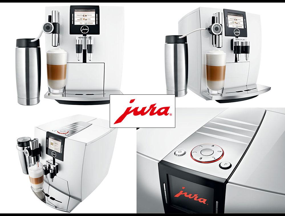 Ekspres do kawy Jura Impressa J85
