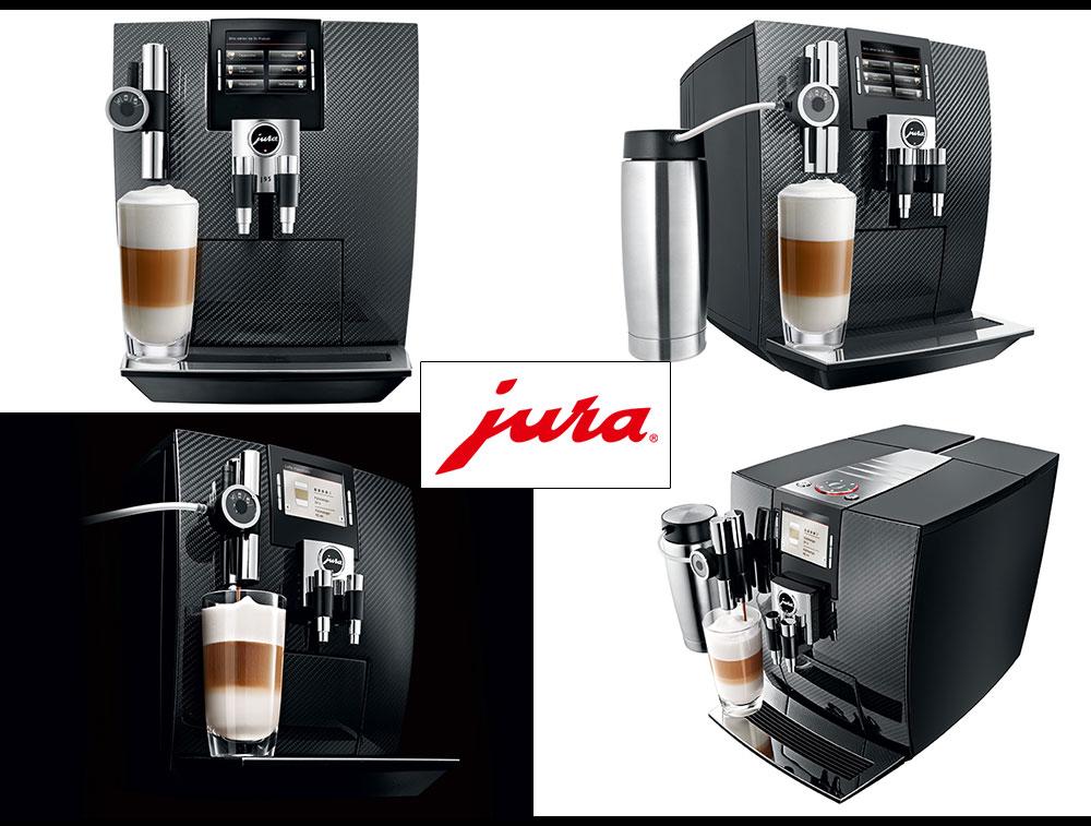 Ekspres do kawy Jura Impressa J95