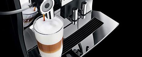 Jura Z9 gwarantuje kawę na najwyższym poziomie