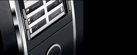 Elegancka linia i niepowtarzalny design ekspresu Jura Impressa Z9