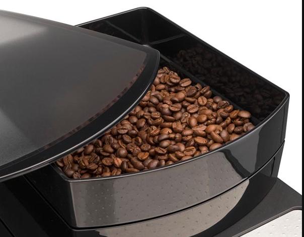 Duży pojemnik na kawę ziarnistą